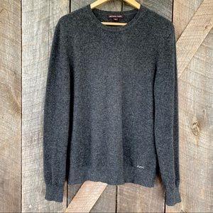 Michael Kors 💯 cashmere crew neck sweater